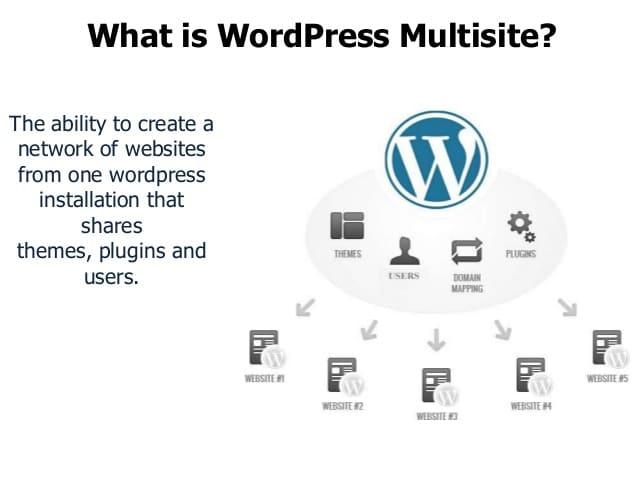 WordPress Multi-site